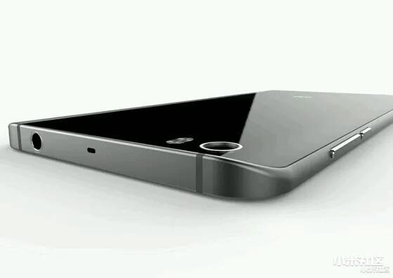 Dôveryhodný koncept Xiaomi Mi 5