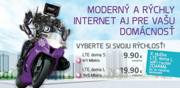 LTE doma