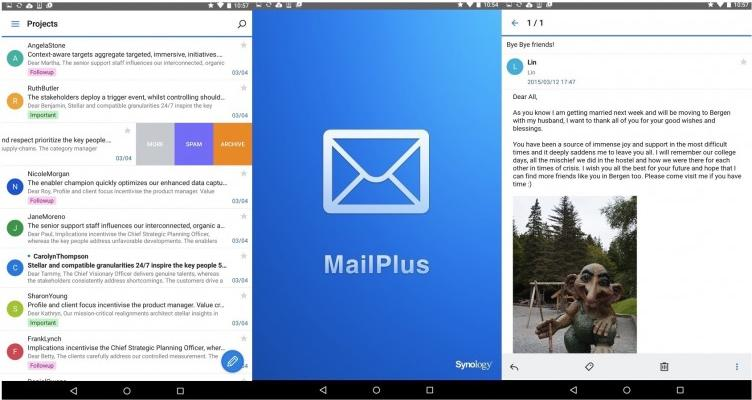 Synology-MailPlus