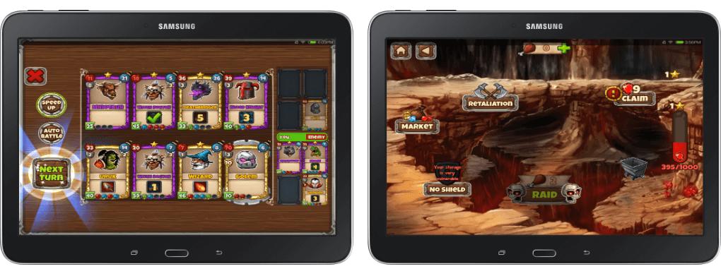 Dark Deck: Dragon Card