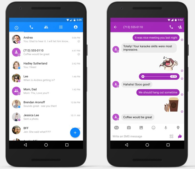 sms-messenger