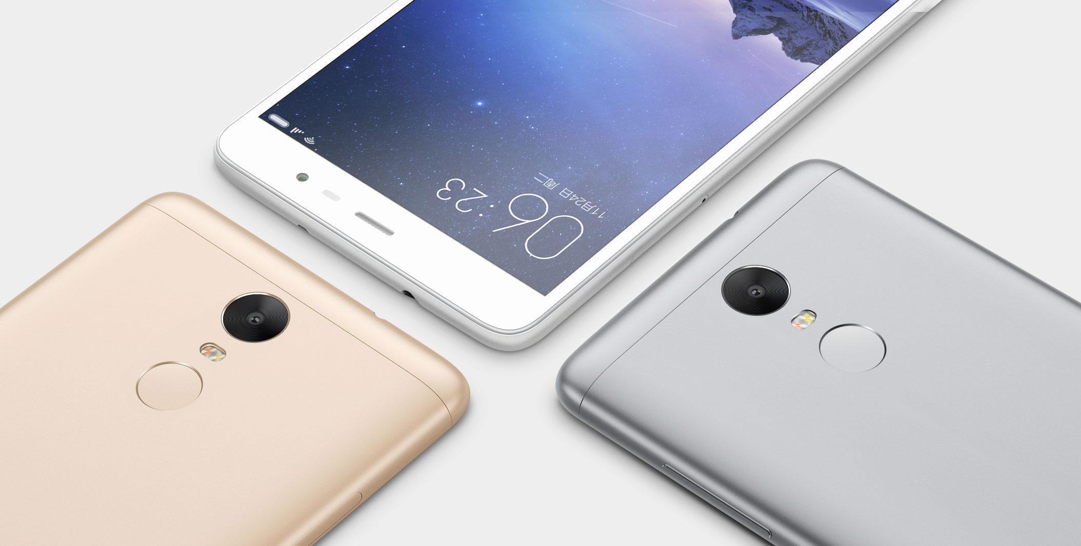 Skvel½ Xiaomi Redmi Note 3 Pro v zľave len do 20 augusta