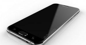 Galaxy A8 (2016) render