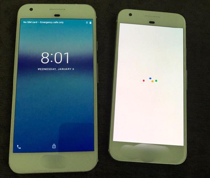 Pixel a Pixel XL