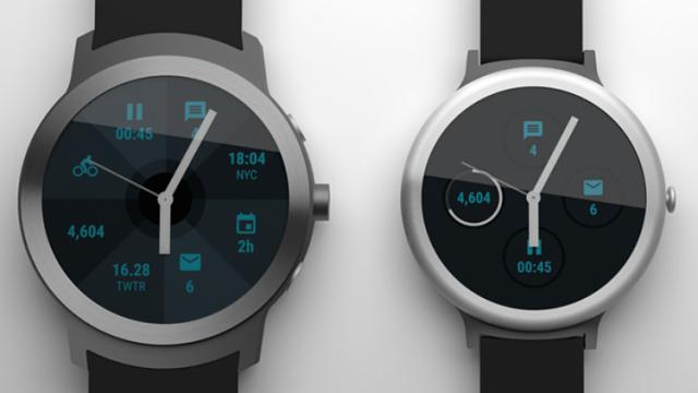 5a65a3a61 Inteligentné hodinky od Google budú predstavené začiatkom roka 2017. Toto  ponúknu