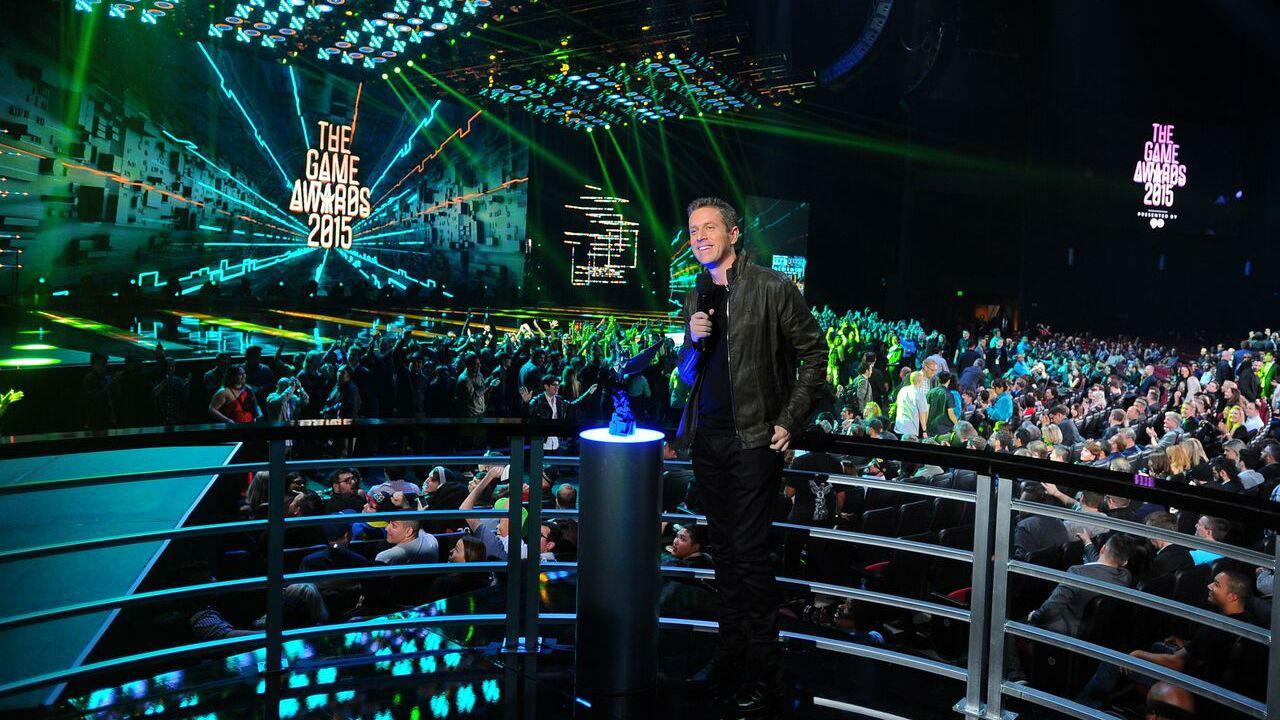 Snímka z minuloročného podujatia Game Awards