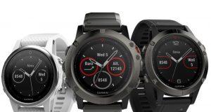 a27ad547f Trojica inteligentných hodiniek Garmin Fenix 5 oficiálne predstavená