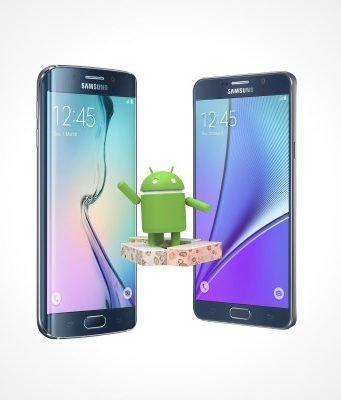 8a5691418 Samsung oficiálne potvrdil Android 7.0 Nougat pre Galaxy S6, Galaxy A3 a  ďalšie modely!