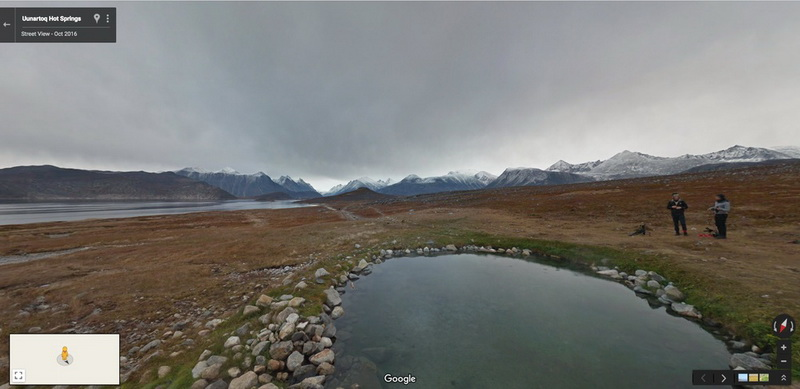 Mapy Google_Gronsko_Uunartoq