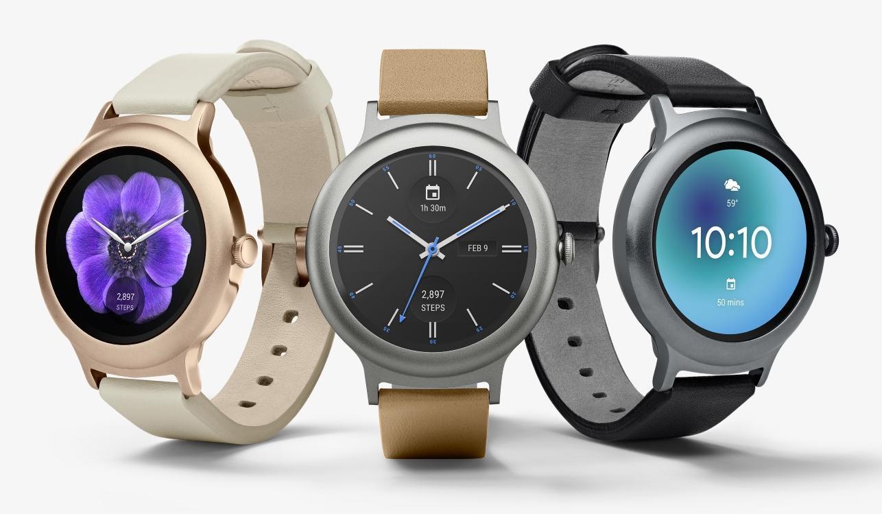 Inteligentné hodinky LG Watch Style a Sport oficiálne  Prvé s ... 030c636798f