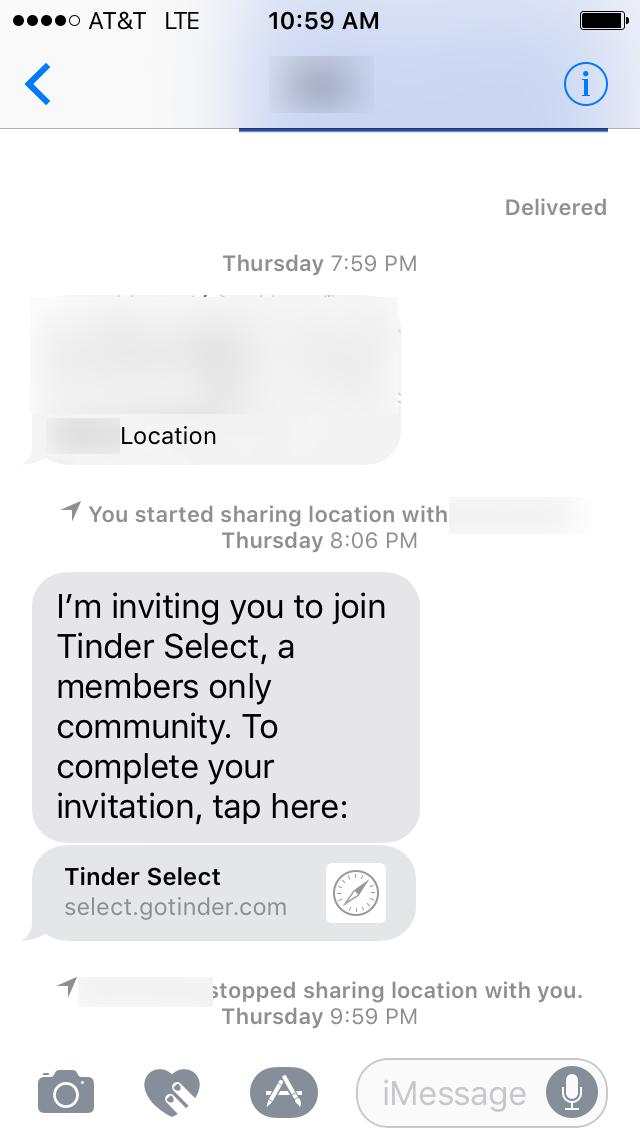 aplikácia Tinder