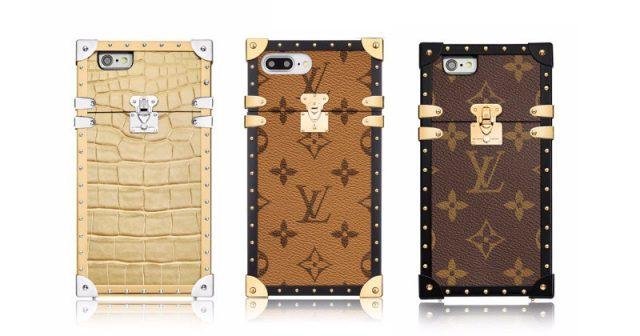 Louis Vuitton vyrobil puzdro pre iPhone  Stojí toľko ako 7 kusov iPhone 7 af6fc454918