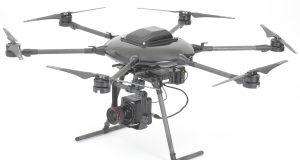 Canon dron