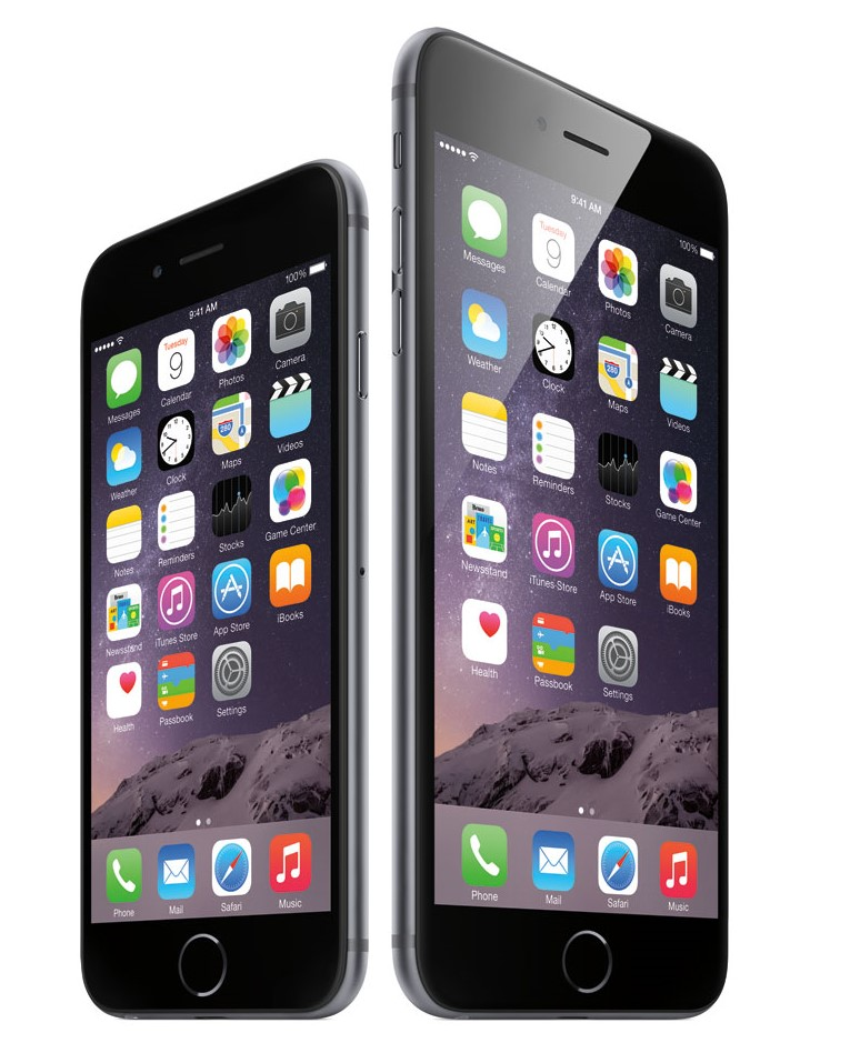 mobilné telefóny