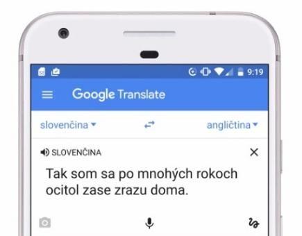 prekladac google