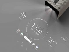 sony xperia touch