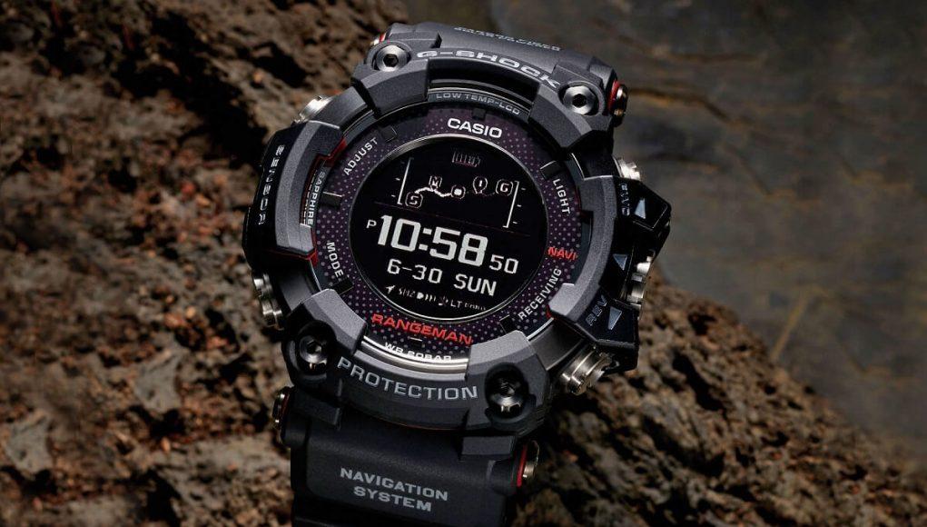 77320548a Inteligentné hodinky Casio G-SHOCK prichádzajú so vstavaným GPS a  čiastočným solárnym dobíjaním