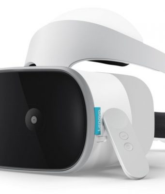 7a0e81703 Lenovo Mirage Solo – samostatná VR súprava, ktorá nepotrebuje smartfón