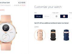 Ružové hodinky Nokia Steel HR môžu byť to pravé! fcfff64269e