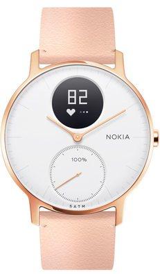 ec609ca2b Posledná vec, na ktorú by si nemal prehliadnuť: Nokia Steel HR v ružovej  farbe majú byť dostupné za 3-4 týždne. Ak teda nič nechceš riskovať,  objednaj ich ...