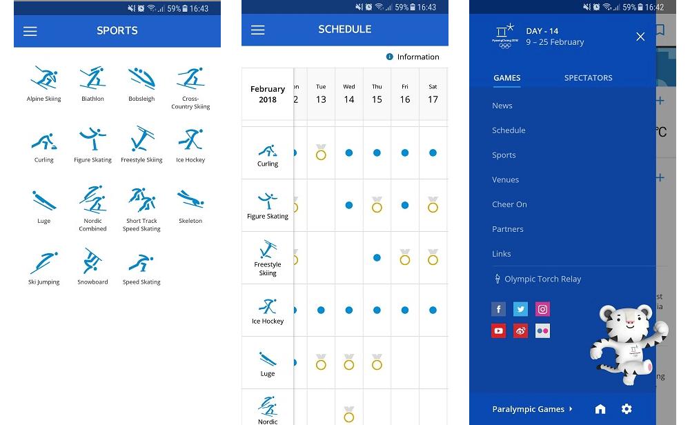 zimna olympiada