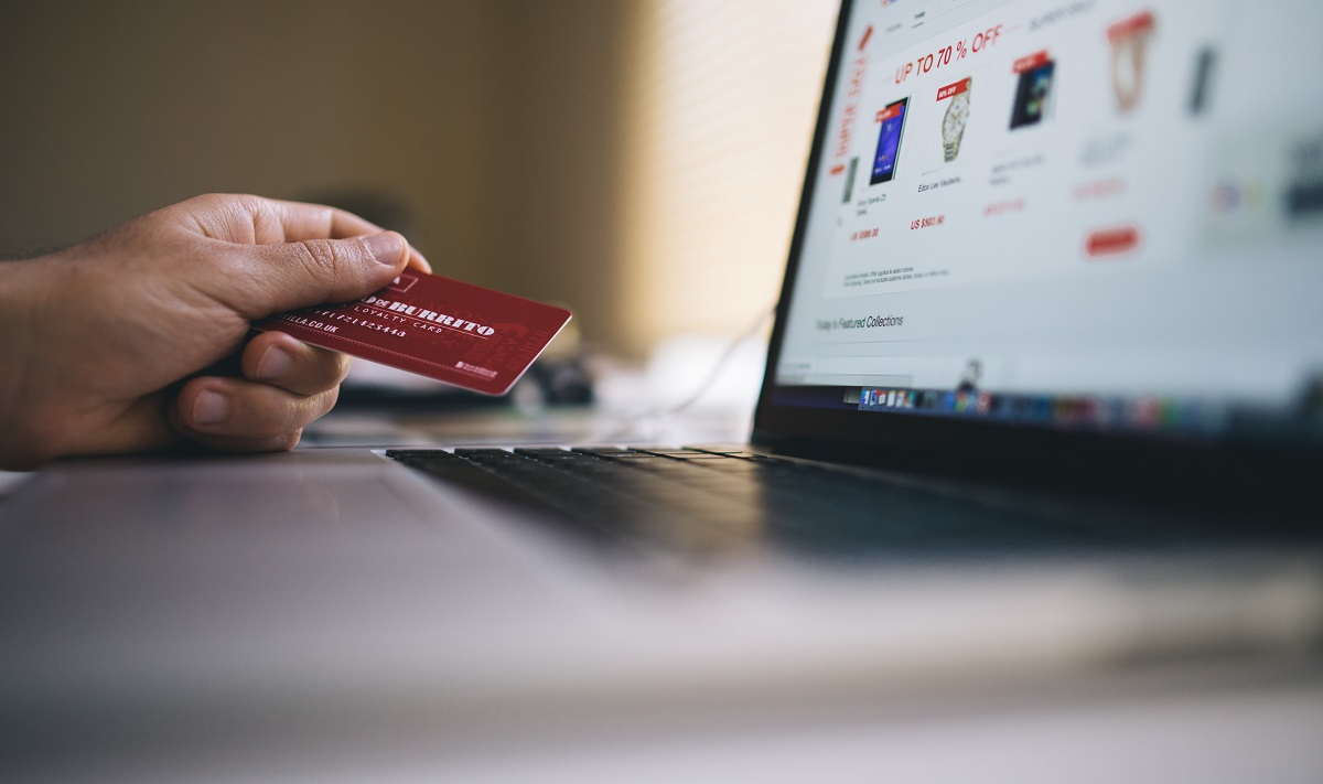 nakupovanie cez internet