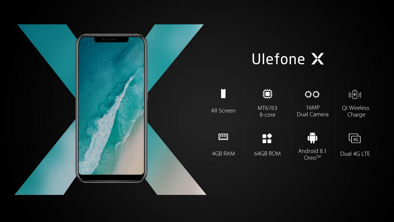 Ulefone X