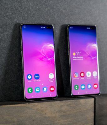 Samsung Galaxy S10 OFICIÁLNE  Infinity-O displej 12df198e5fe
