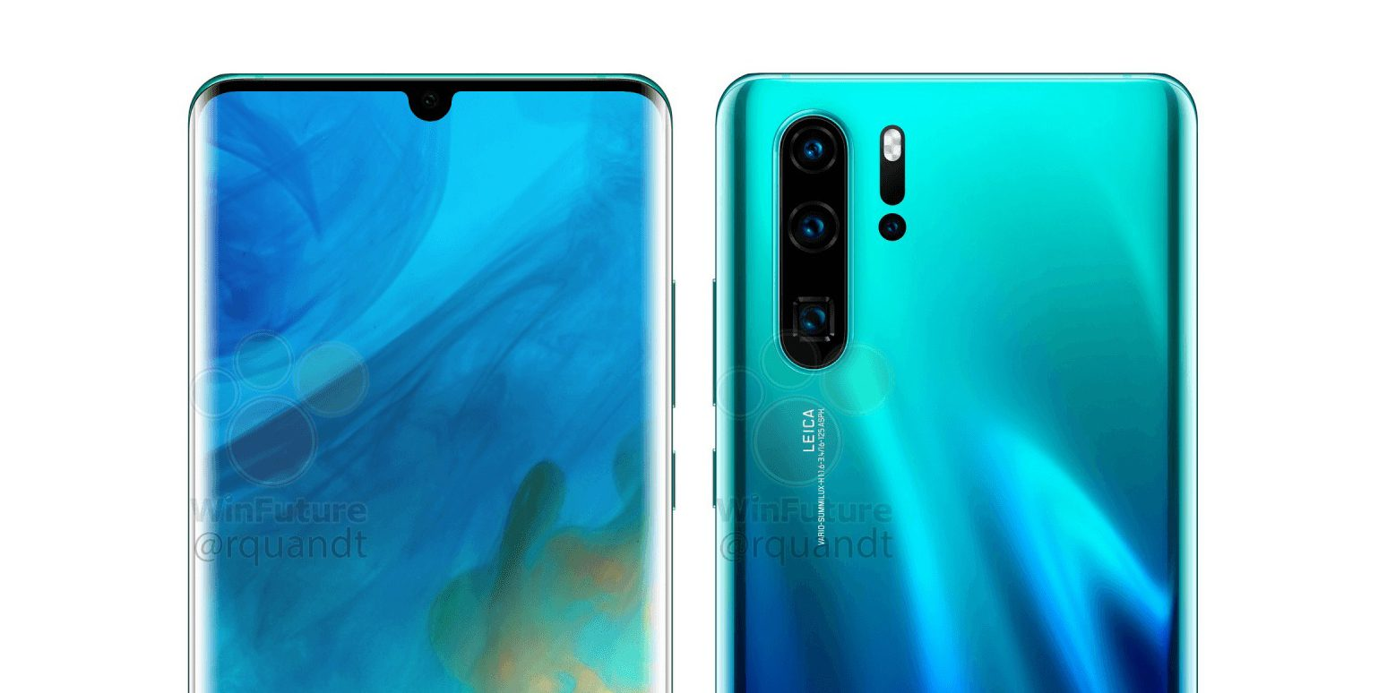 Androidportal prices of all versions of the huawei p30 leaked
