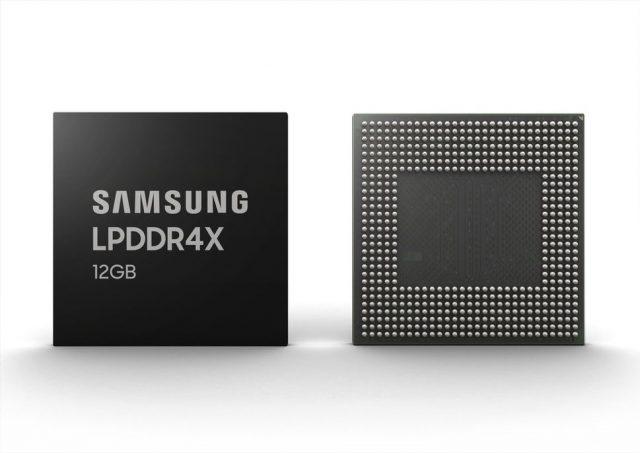 bac2406b7 Samsung hrá inú ligu: Spustil masovú výrobu 12 GB pamätí pre telefóny