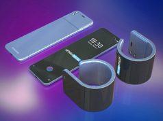 Koncept netypického smartfónu od Samsungu