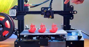 3D tlaciaren