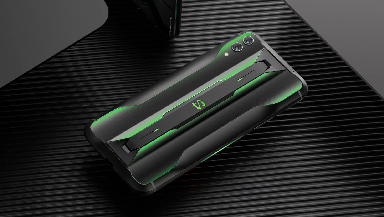 Androidportal xiaomi black shark 2 is here: monster game in smartphone